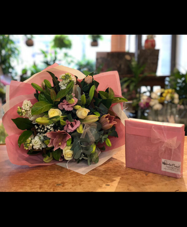 Bouquet & Chocolate Box Best Sellers